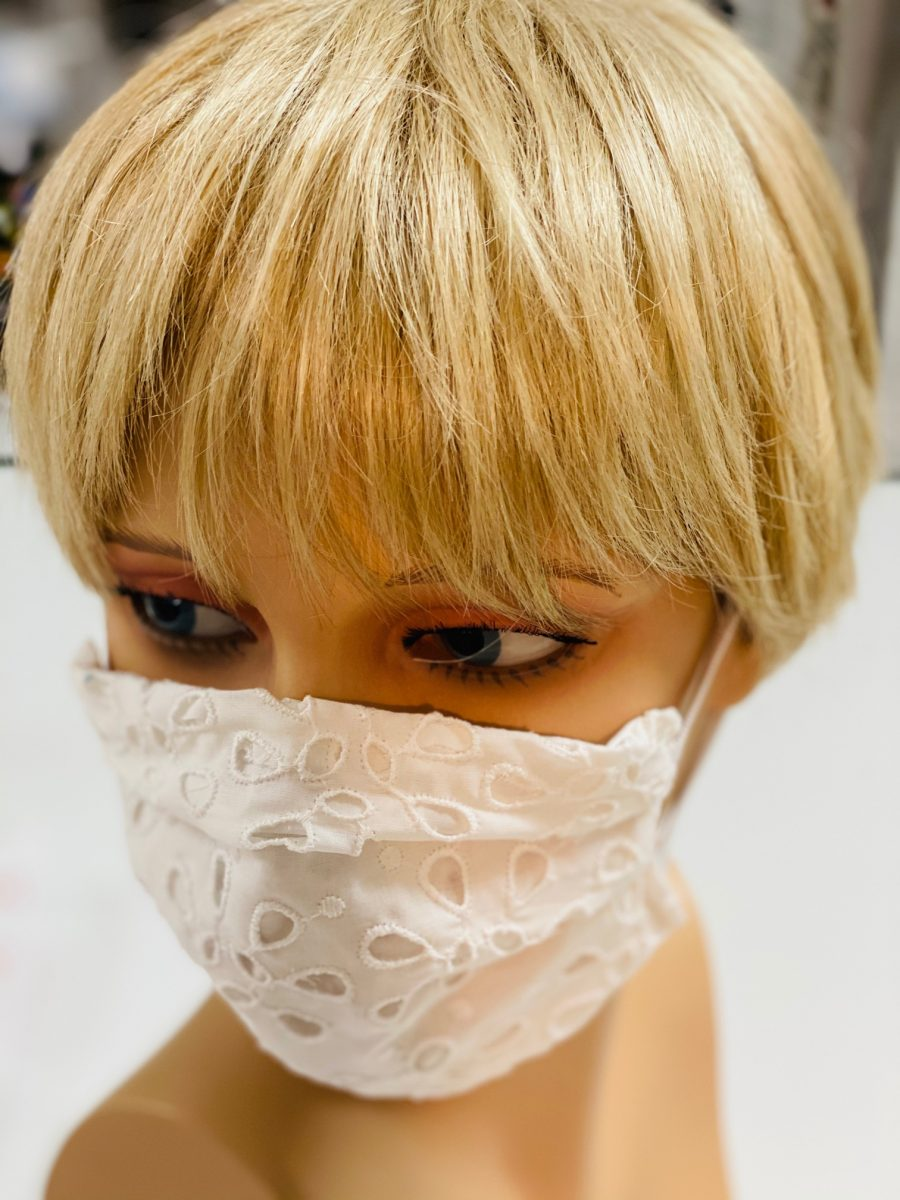 Protective Mask Lace